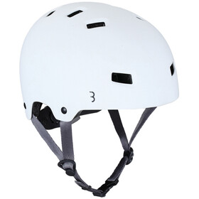 BBB Billy BHE-50 Helm white matt